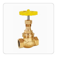 Bronze Union Bonnet Globe Valve (Screwed)