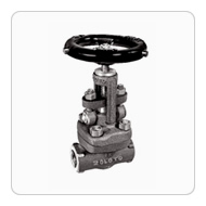 Forged Steel Globe Valve Class-800 Standard Bore